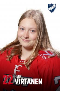 22 Henni Virtanen