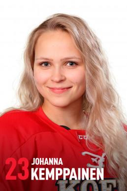 23 Johanna Kemppainen